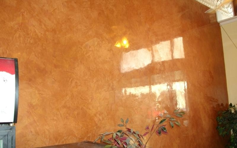 Idee per pitturare casa come fare lo stucco antico for Idee casa stucco