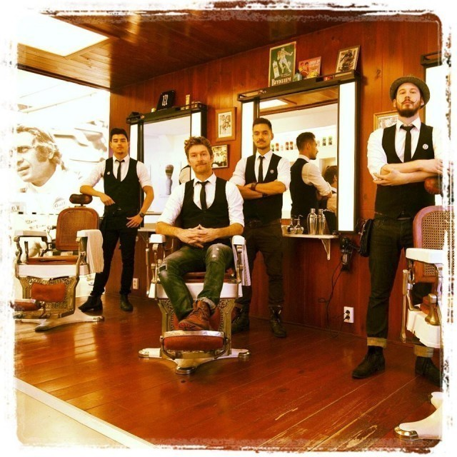 Salone da barbiere