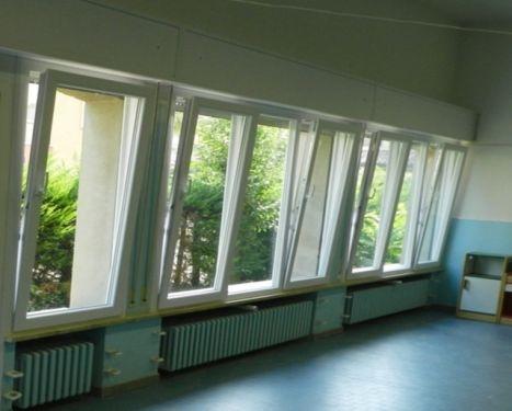 La finestra basculante per la tua casa finestre a nastro o con apertura a vasistas - Finestra a vasistas ...