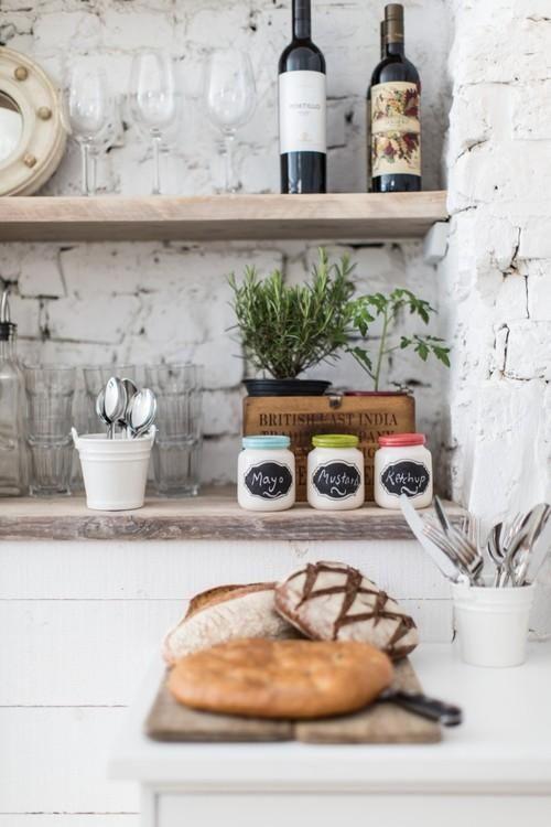 decorazione cucina semplice- preventivofacile.it