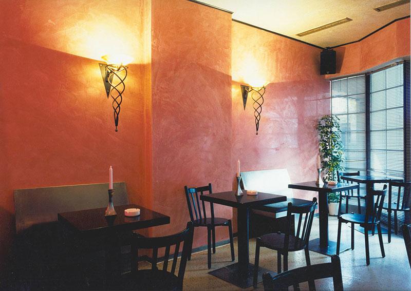Idee per pitturare casa: come fare lo stucco antico veneziano spatolato lucido  PreventivoFacile.it