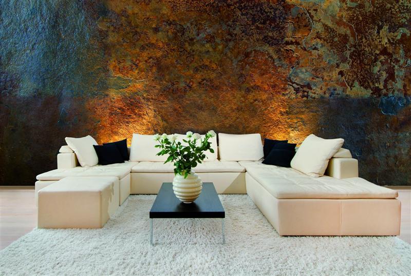 ... per eseguire pitture moderne e decorazioni particolari per interni