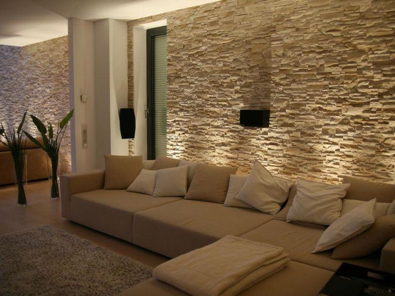 Rivestimenti in pietra e mattoni pannelli decorativi in for Rivestimento in mattoni per case